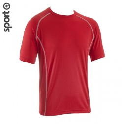 GEE SPORT Performance Training Technical Sports T Shirt