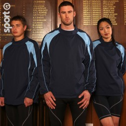 GEE SPORT Technical Training Top With Contrast Panels
